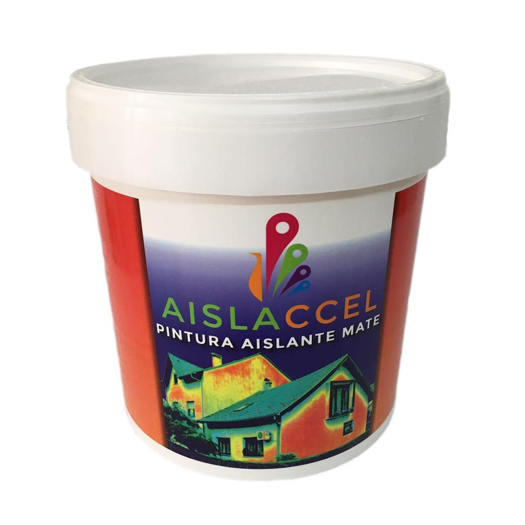 Pintura termica cheap pintura termica with pintura - Pintura aislante termica interior ...