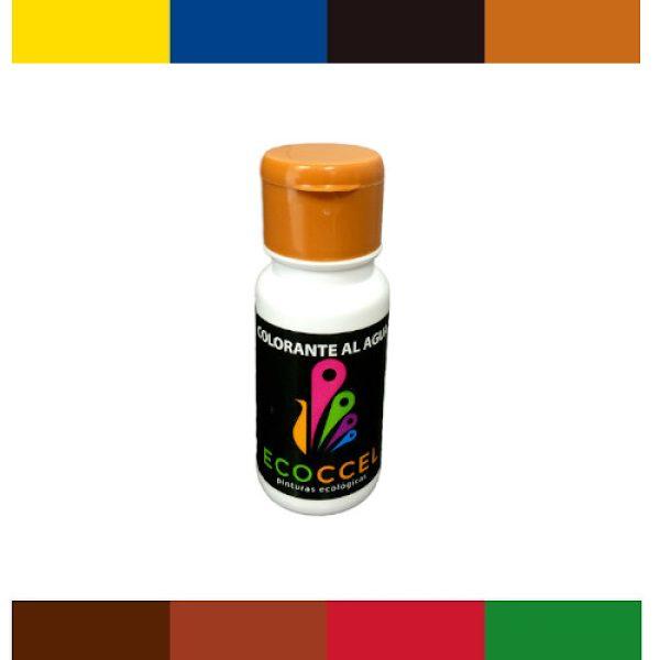 Tinte o colorante ecológico 50cc0