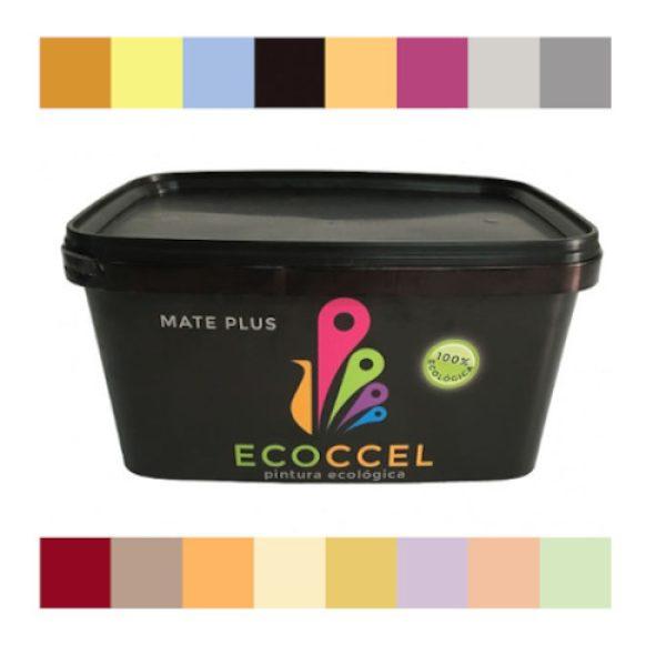 Pintura ecológica mate 4lt
