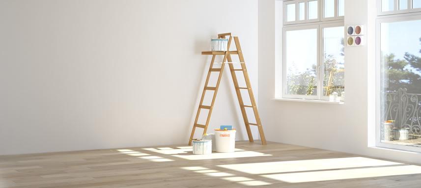 Trucos para pintar tu hogar