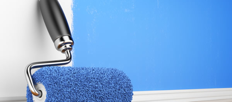 Consejos para pintar con rodillo